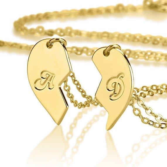cute couple necklaces 2