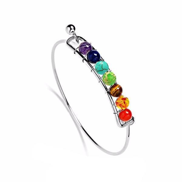 Daisy Chakra Bracelets Meaning