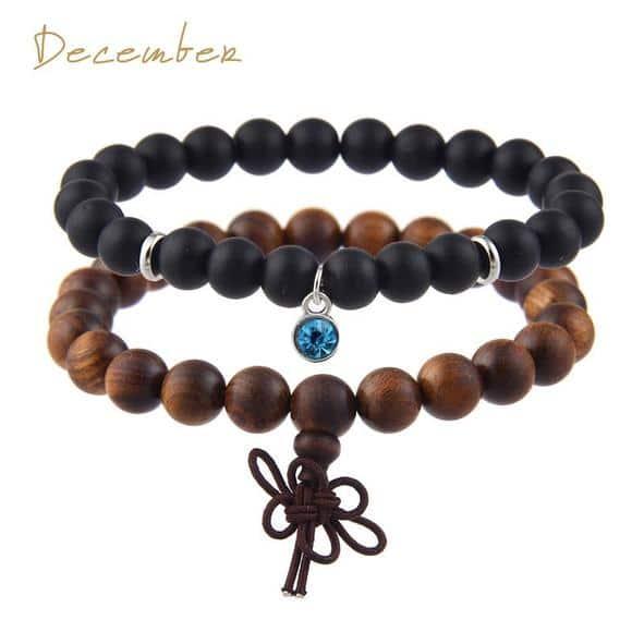 December Birthstones Bracelet Set