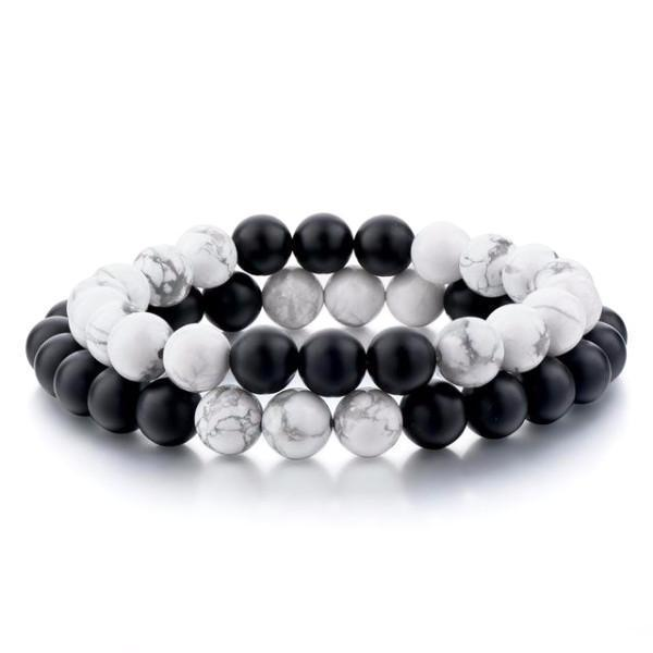Distance Bracelets For Couples Meaning