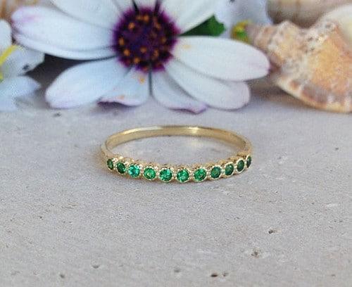 Emerald Rings Tiffany