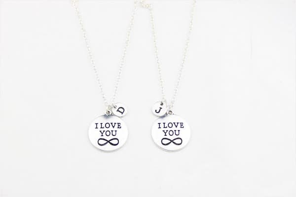 Gay Couple Necklaces