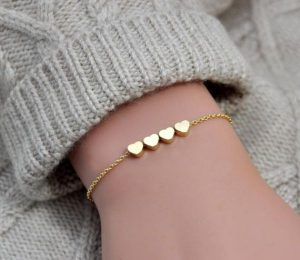 Gold Bracelet For Best Friend