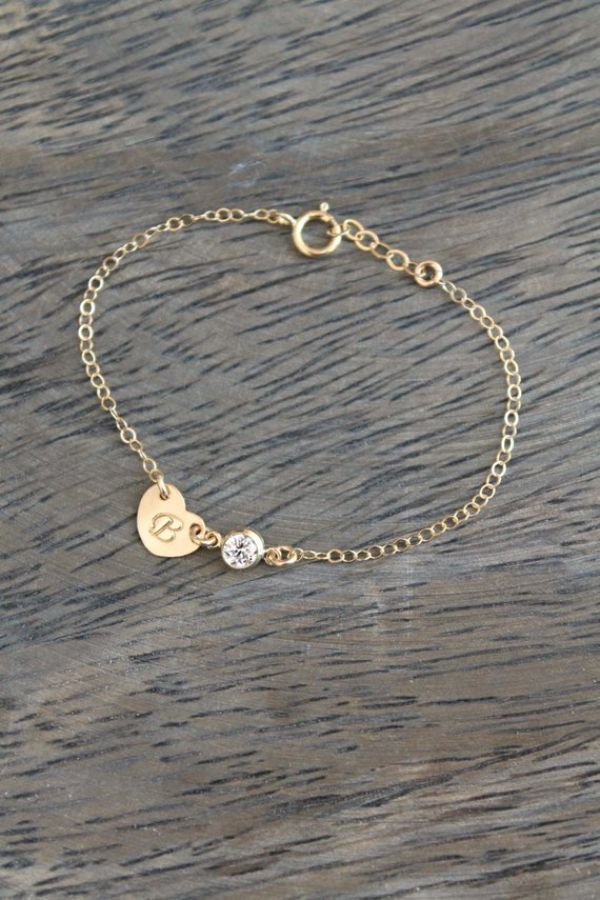 Gold Bracelet For Girl