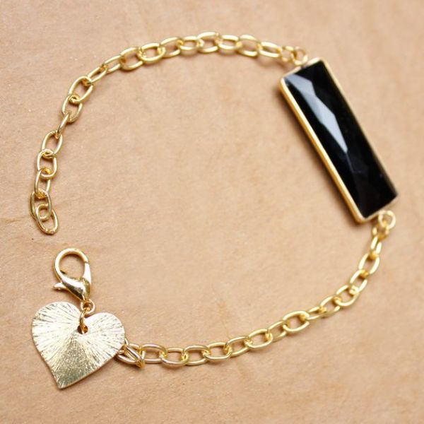 Gold Bracelet For Girl Designs