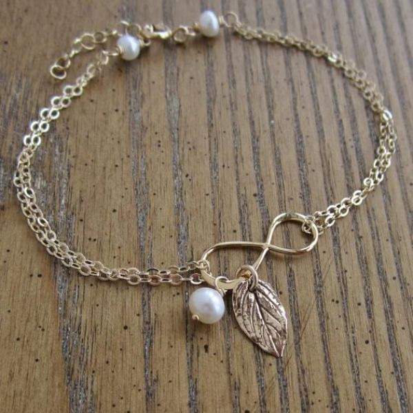 Gold Bracelet For Mom