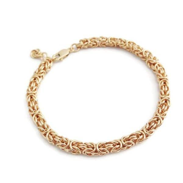 Gold Bracelet For Mum