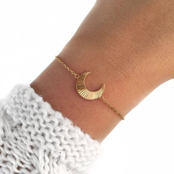 Gold Bracelet For Womens Images