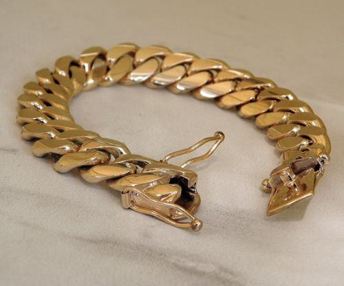 Gold Bracelets For Mens With Price