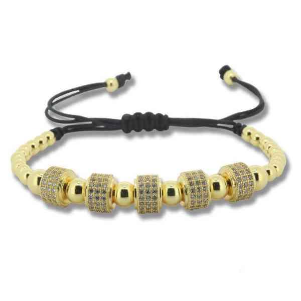 Gold Bracelets For Womens Images
