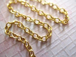 Gold Filled Chain