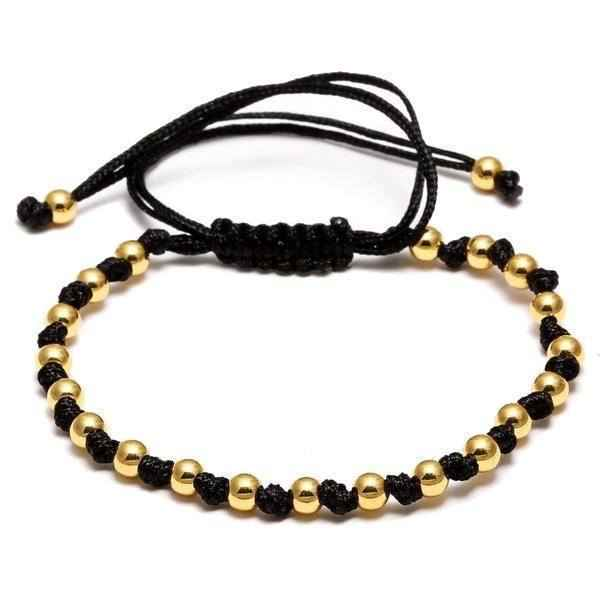 Gold Link Womens BraceletGold Link Womens Bracelet