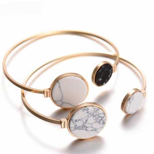 Gold Plated Womens Bracelet