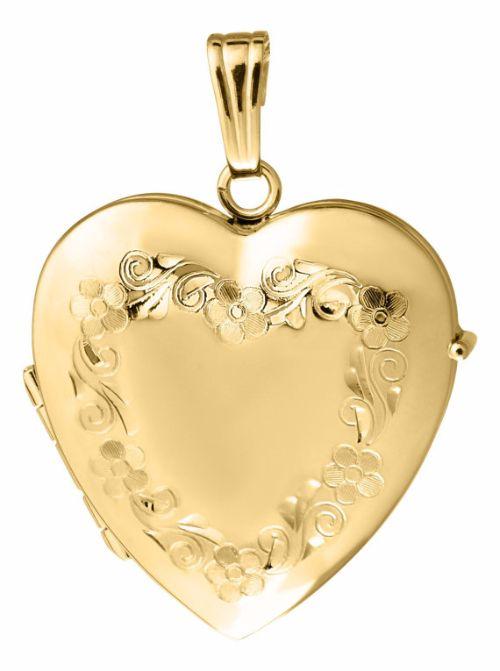 Heart Locket Necklaces