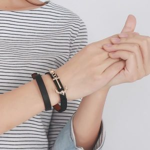 How To Wear Mens Bracelets