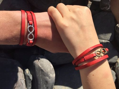 I Love You Bracelets For Couples