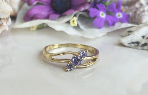 June Birthstone Alexandrite Rings Means