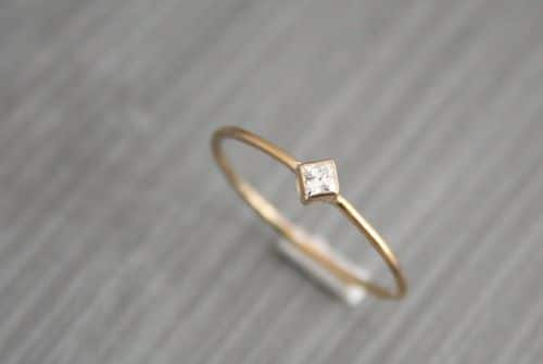 Lab Created Diamond Engagement Rings For Women