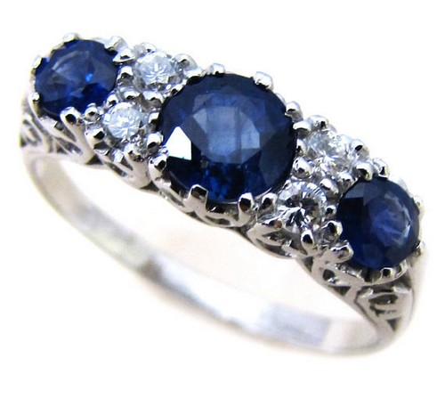 Large Engagement Rings For Women