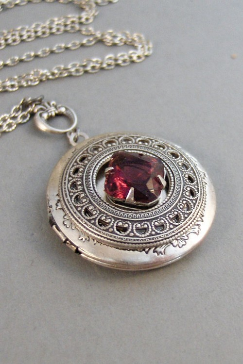 Locket Necklace Child