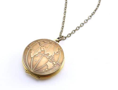 Locket Necklace Online