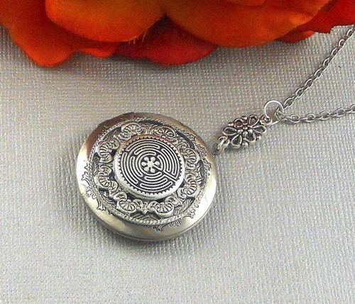 Locket Necklace Pandora