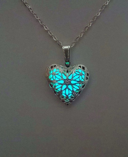 Locket Necklace Tiffany