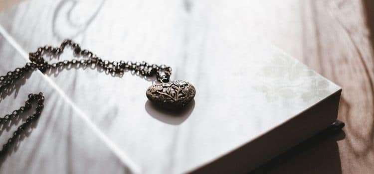 lovely heart necklaces