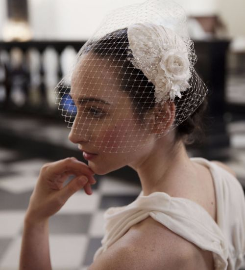 Make Your Own Birdcage Veil