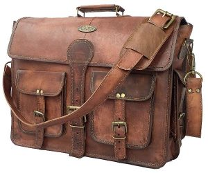Man Bag Brown