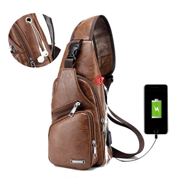 Man Bag Sling Amazon Trend