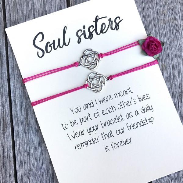 Matching Sister Bracelets