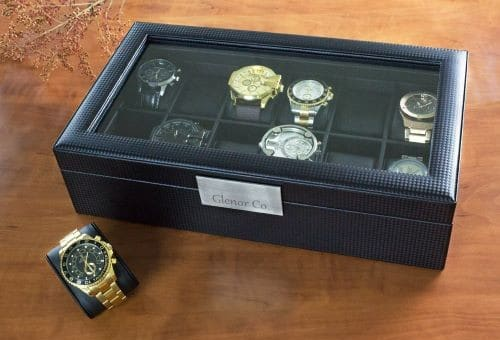 Men Wooded Jewelry Box
