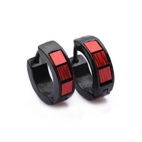 Mens Earrings Hoop