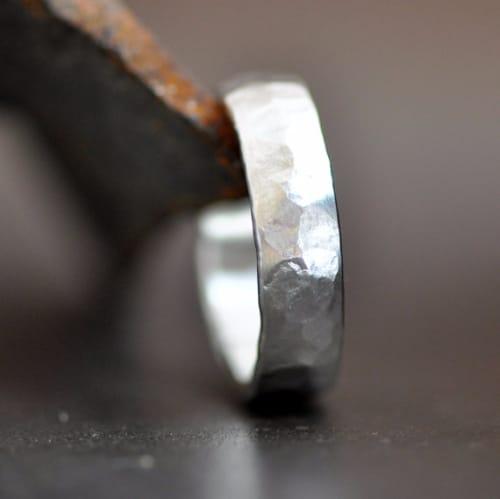 Mens Engagement Ring Finger