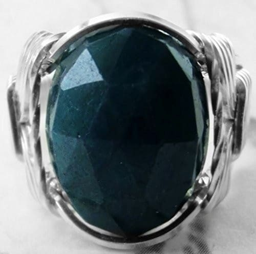 Mens Sterling Silver Rings