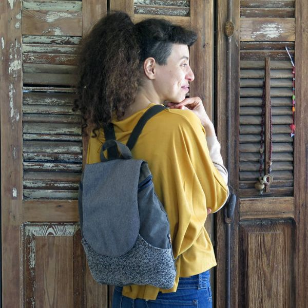 Mini Backpack Purse