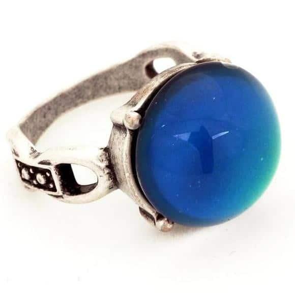 Mood Rings Blue Magic