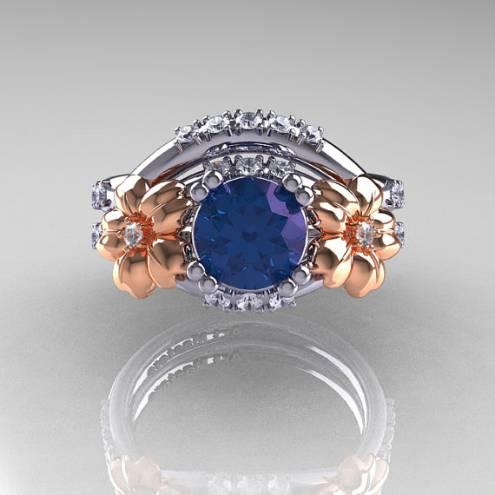 natural russian alexandrite rings