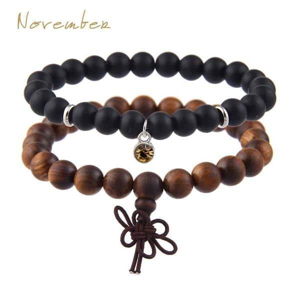 November Birthstones Bracelet Set