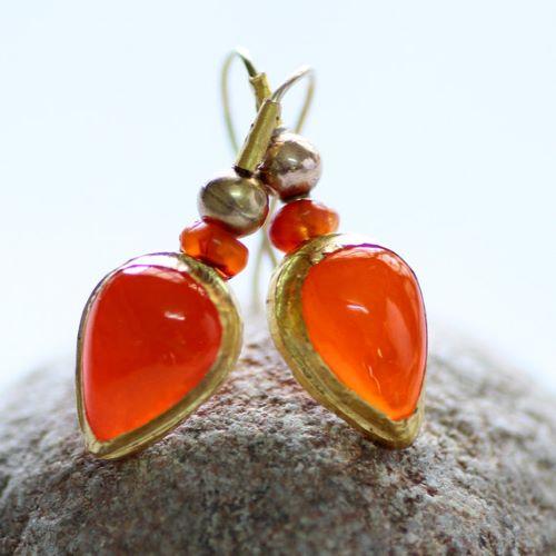 Opal Earings