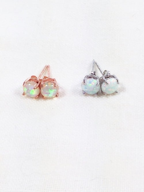 Opal Earrings Kohls