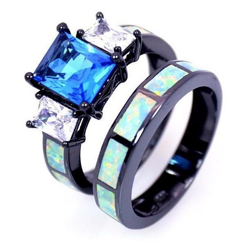 Opal Engagement Ring Durability