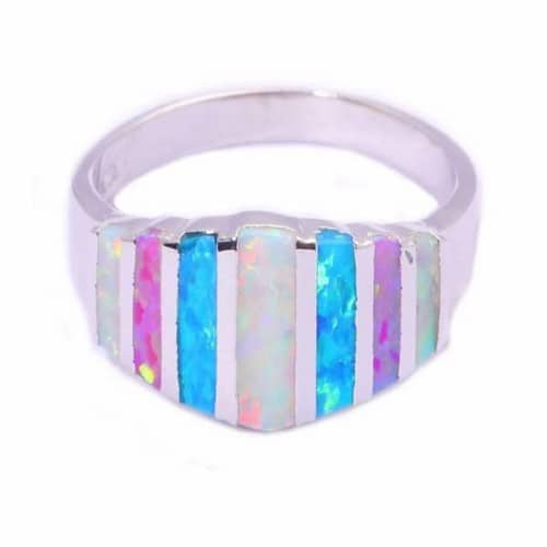 Opal Engagement Rings Jared