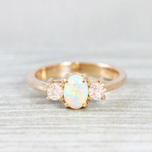 Opal Engagement Rings Meaning Ring To Perfection