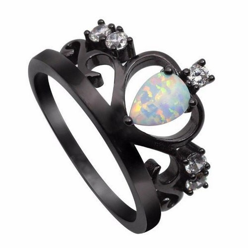 Opal Engagement Rings Zales