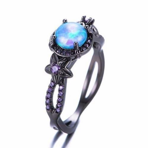 Opal Ring Poe