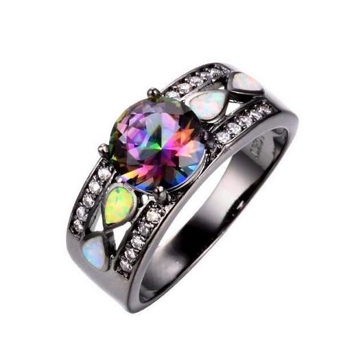 Opal Rings Amazon