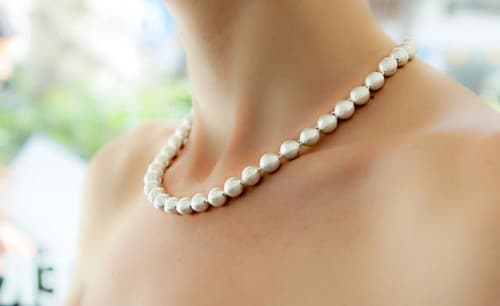 Pearl Necklace Ebay