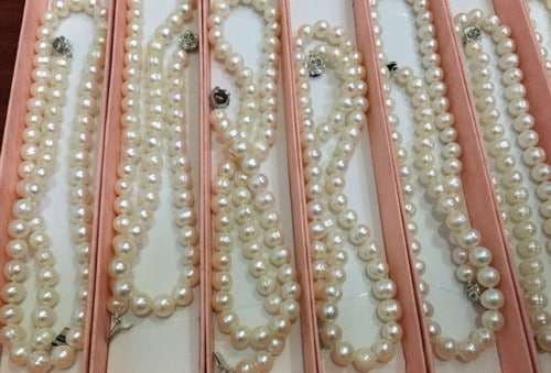 Pearl Necklace Pinterest